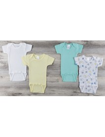 Bambini 4 Pc Layette Baby Clothes Set