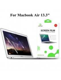 Clear High Definition Anti Glare Scratch Resistant Screen Protector Film For Macbook Air 13.3 Inch
