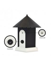 Loskii CS-B10 Waterproof Ultrasonic Outdoor Bark Control System for Pet Dog Anti-bark Training