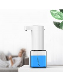 3Life 250ml Automatic Sensor Soap Dispenser USB Charging Touchless Foaming Sanitizer Hand Cleaner Tools for Family Sterilization Healthcare