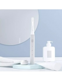 Inncap PT01 3Pcs Electric Sonic Toothbrush High Frequency Vibration Smart Memory Function 2 Brushing Mode Options 30s Zone Reminder Travel Mode Locking with Wireless Charge Base from Xiaomi Youpin