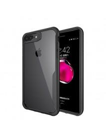 Anti Fingerprint Transparent Clear Soft TPU Case Cover for iPhone 6Plus/6sPlus/7Plus/8Plus