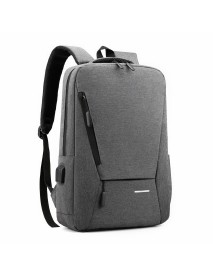 17 inch USB Chargering Backpack Large Capacity Outdoor Waterproof Student Laptop Bag