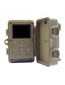 RD1005 IP66 Waterproof 2.4 Inch TFT 12MP 1080P HD Night Vision Wildlife Trail Track Hunting Camera