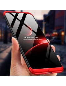Bakeey 3 in 1 Double Dip 360 Full Hard PC Protective Case For Xiaomi Pocophone F1