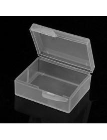 10Pcs Hard Plastic Battery Case Protective Storage Box stocker for Gopro Hero 5 3 3 Plus