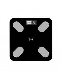Mrosaa Digital Smart APP Electronic Weight Scale Body Fat Scale Smart BMI Scale LED Wireless Weight Scale APP Control