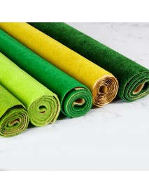 Grass Mat Artificial Lawn Carpet Architectural Handmade Scene Model Layout Sand for Table Tools