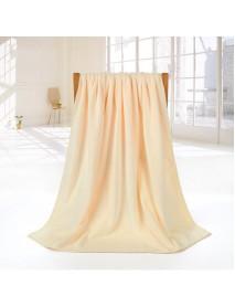 Honana BX-R973 Bathroom Big Towel Fiber Soft Beach Spa Thicken Super Absorbent Shower Bath Towel