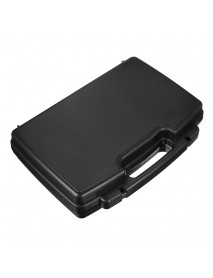 Plastic Flight Case Bag Box for PGX4 PGX24 UT4 Wireless Microphone