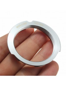Camera Lens Mount Adapter 28-90mm For Leica Thread Screw Mount M39-L(M) LSM LTM