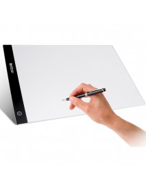 A4 LED Tracing Copy Board Graphics Tablet Light Artist USB Drawing Board Art Sketch Board Light Box