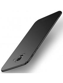 Bakeey Slim Anti Fingerprint Hard PC Case For Samsung Galaxy A8 2018