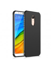 Bakeey Matte Shockproof Silicone Back Cover Protective Case for Xiaomi Redmi 5
