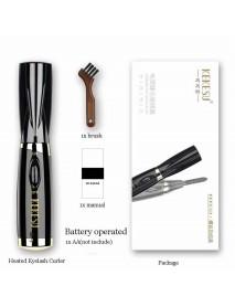 Electric Eyelash Curler Heating And Long-lasting Styling Eyelash Curler