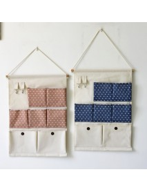 Honana BS-489 Bathroom Wash Cosmetic Bag Compact Cube Pouch Storage Bag Mesh Organizer