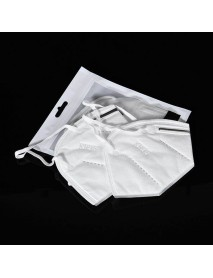 20Pcs LEIHUO KN95 Face Mask Anti-Smog Splash Proof PM2.5 Disposable Mask Personal Protective Equipment