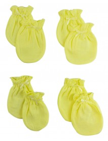 Bambini Infant Mittens (Pack of 4)