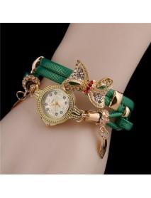 Fashion Ladies Bracelet Watch Bow New Bracelet