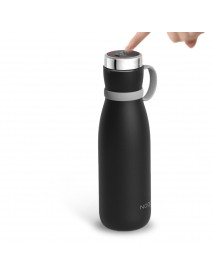 3Life 108 Smart LED TEMP Display Magnetic Charging 400ML Vacuum Fask Portable Insulation Water Bottle Waterproof Bottle