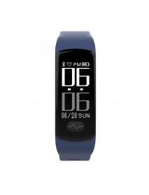 HB07P 0.96' NORDIC 51822 Smart Bracelet Watch Intelligent Heart Rate Monitor Fitness Tracker Bluetooth Watch