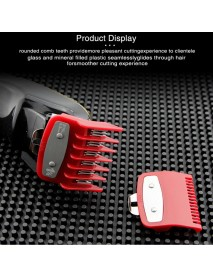 Hair Clipper Electric Trimmer Limit Comb Guide Men Shaver Haircut Machine For Wahl Shear Clipper