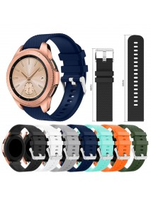 Bakeey Silicone Wristband Watch Band Strap Replacement For Samsung Galaxy Watch 42mm