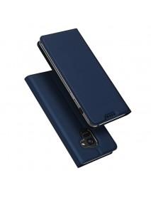 DUX DUCIS Card Slot Flip Bracket Protective Case for Samsung Galaxy A8 Plus (2018)