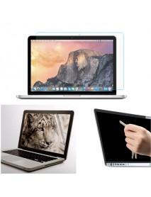 For MacBook Pro 13 Retina Clear Transparent Screen Protector Protective Flim Guard