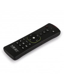 MINIX NEO A3 Wireless Air Mouse Six-Axis Gyroscope Remote Control QWERTY Keyboard with Voice Input