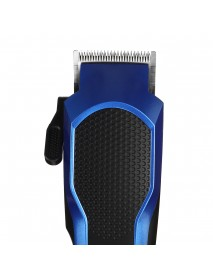 Dog Clippers High Power Dog Trimmer Grooming Kit Quiet Pet Hair Clippers with 4 Comb Guides Scissor Comb Cleaning Brush