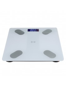 Digital Electronic Bathroom Scale LCD bluetooth Body Weight Gym Health Management