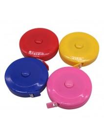 Random Color 1pcs Soft Tape Measure 150cm Roulette Measuring Tape Measure Retractable Colorful Portable Ruler