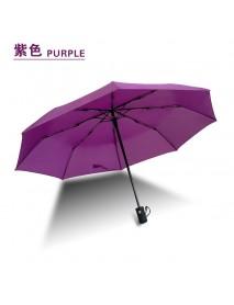 Automatic umbrella custom wholesale 30% umbrella creative gift business folding advertising umbrella custom logo