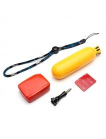 Handheld Bobber Monopod Floating Mount 3M Adhesive Screw For Gopro