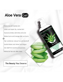 250ml Aloe Vera Gel Moisturize and Hydrate Skin