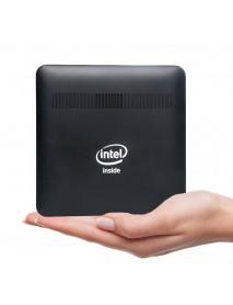 Mini PC 2GB DDR3L-1600 32GB Emmc Cherry Trail-T3 Quad Core win10 Supports Intel Burst Technology