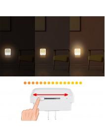 1636 LED Night Light Intelligent Control Plug-In Night Light Home Decor Lamp