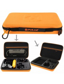PULUZ PKT32 20 in 1 Accessories Combo Kit Stand Mount Bag Screw for Action Sportscamera