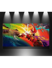 120x60cm Abstract Ripple Canvas Art Print Oil Paintings Wall Picture Home Decor