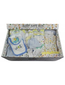 Boy 45 Piece Baby Starter Set Box