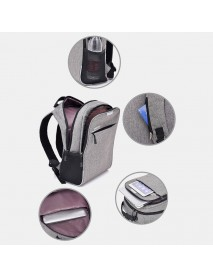 Anti-Theft Wateproof Large Capacity Backpack Multifunctional Computer Bag Business Bag