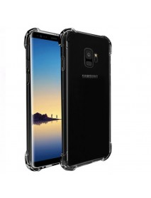 Air Cushion Corner Shockproof Soft TPU Case for Samsung Galaxy S9