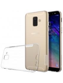 NILLKIN Soft TPU Ultra Thin Protective Case for Samsung Galaxy A6 2018