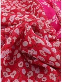 Bohemian Floral Print Chiffon Summer Holiday Maxi Cardigans