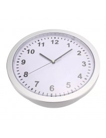 25*7cm Hidden Secret Wall Clock Safe Creative Hanging Clock Money Stash Jewelry Stuff Storage Container Box Home Decor