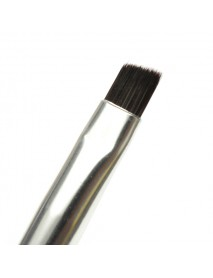 1pc Eye Oblique Angled Eyebrow Eyeliner  Brow Lip Contour Brush Makeup Brushes Cosmetic Tool