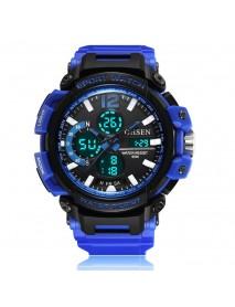 OHSEN AD1713 LED Alarm Waterproof Digital Watch Men Women Student Sport Watch