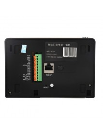 Realand M60 3.5inch Touch Screen RFID Card 5000 Fingerprint Door Access Control System