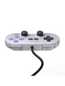 8Bitdo SN30 Pro USB Wired Joystick Gamepad Controller for Nintendo Switch for Windows Raspberry Pi MacOS